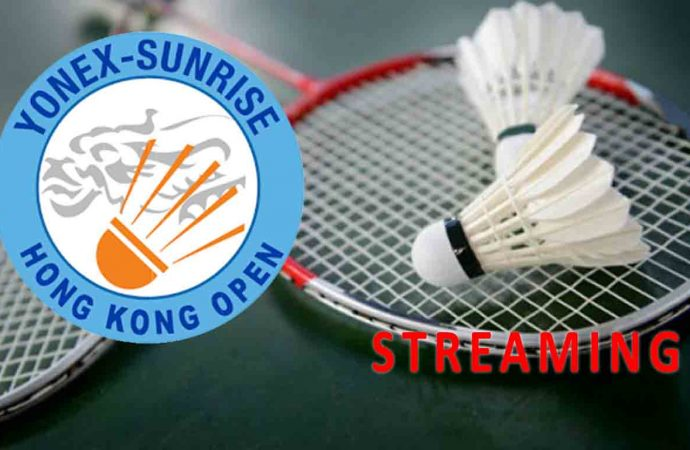 Link Live Streaming Babak 32 Besar Hong Kong Open 2019