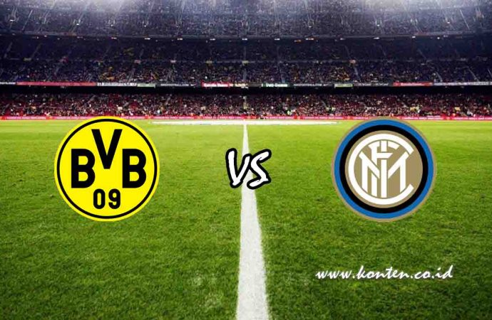 Link Live Streaming Borussia Dortmund vs Inter Milan di HP