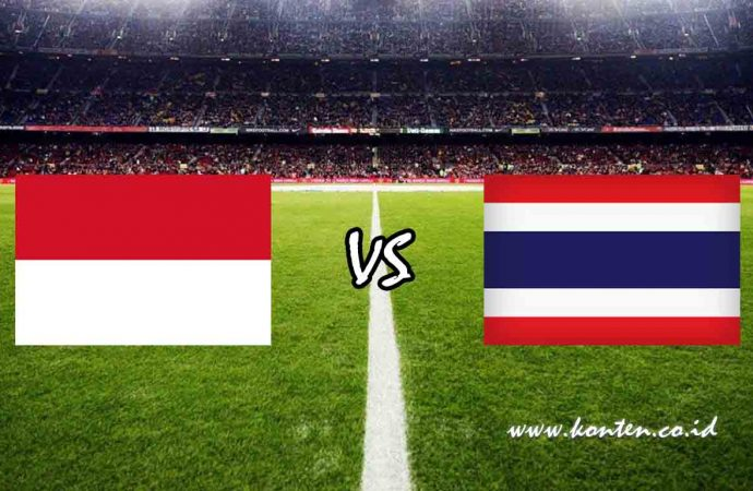 Link Live Streaming Thailand vs Indonesia di HP