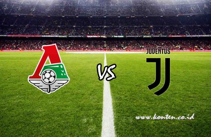 Link Live Streaming Lokomotiv Moscow vs Juventus di HP