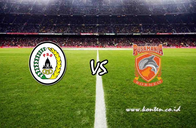 Link Live Streaming PSS Sleman vs Borneo FC di HP