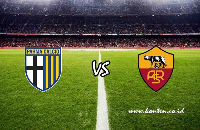 Link Live Streaming Parma vs AS Roma di HP