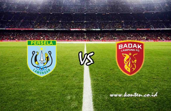 Link Live Streaming Persela Lamongan vs Perseru Badak Lampung di HP