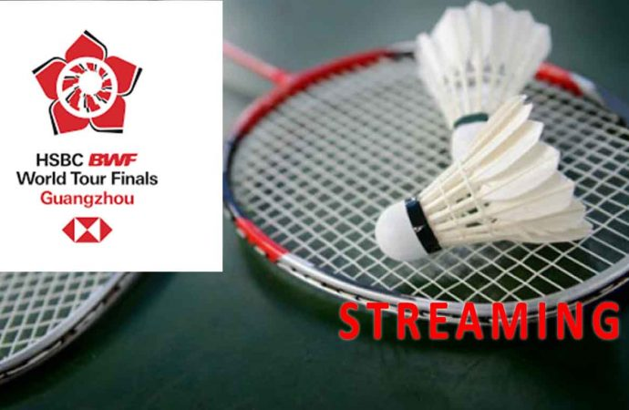 Link Live Streaming Hari Kedua Badminton BWF World Tour Finals 2019 di HP