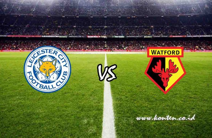 Link Live Streaming Leicester City vs Watford, 5/12/2019