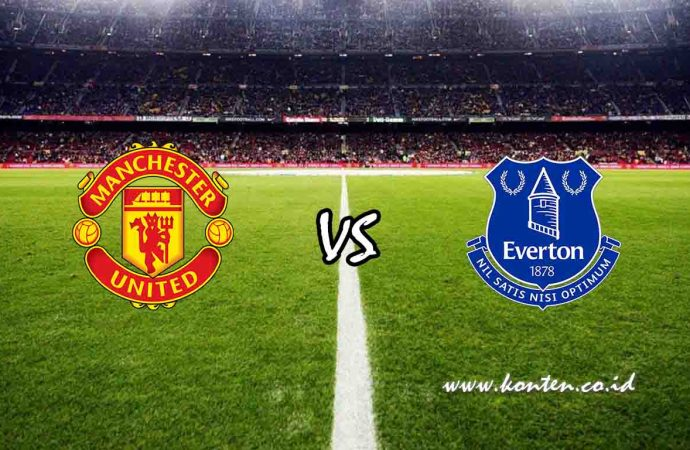 Link Live Streaming Manchester United vs Everton, Minggu 15/12/2019 di HP