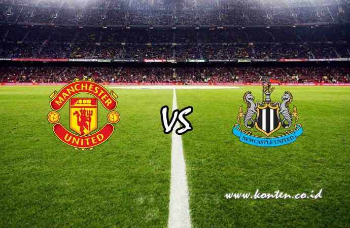 Link Live Streaming Manchester United vs Newcastle United, Jumat (27/12/2019) di HP